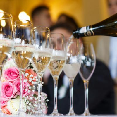 Man Pours Champagne Glasses 8353 1251